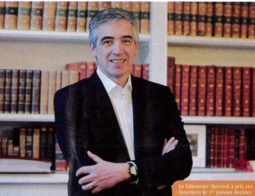 Découvrez l'interview du Bâtonnier Hervé Ouvrard, associé du cabinet TEN France et intervenant régulier du DJCE